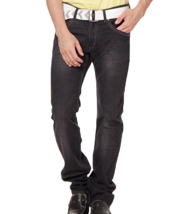 Lithium Black Jeans
