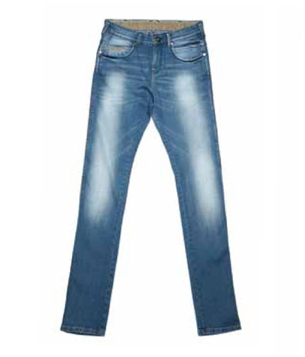 Wrangler Chic Blue Jeans