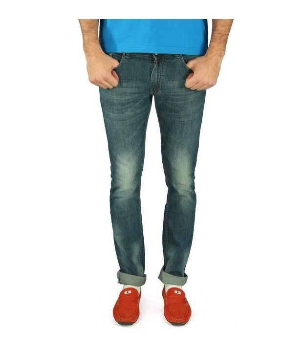 American Swan Green Tint Truly Texas Jeans