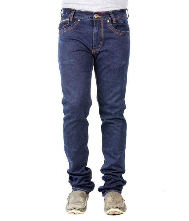 Mufti Stretchable Jeans