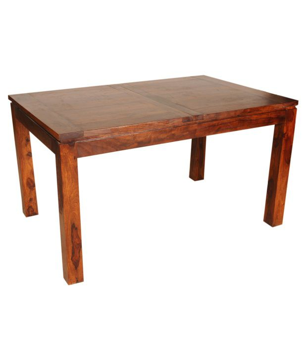 Sheesham Wood Extendable Dining Table Buy Sheesham Wood Extendable