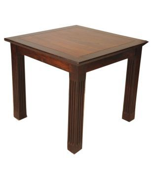 Sheesham Wood Folding 4 Seater Dining Table Buy Online Snapdeal