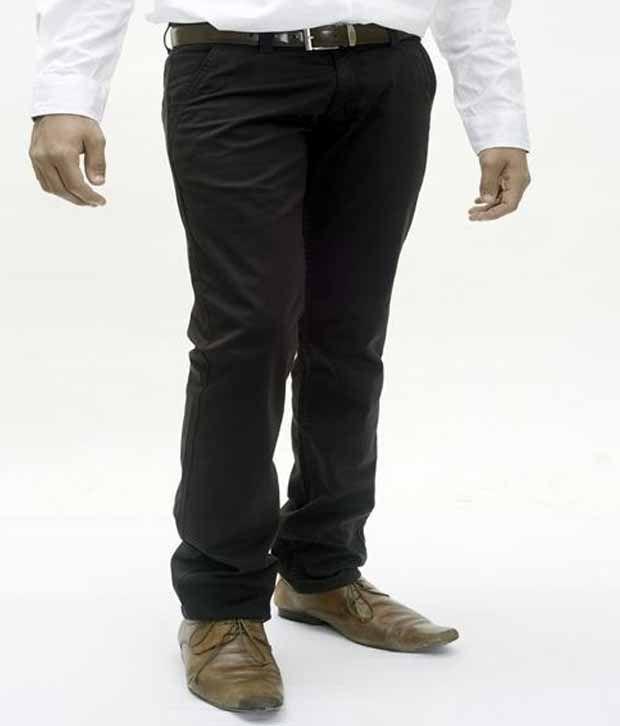 True Faith Brown Spring  Trousers