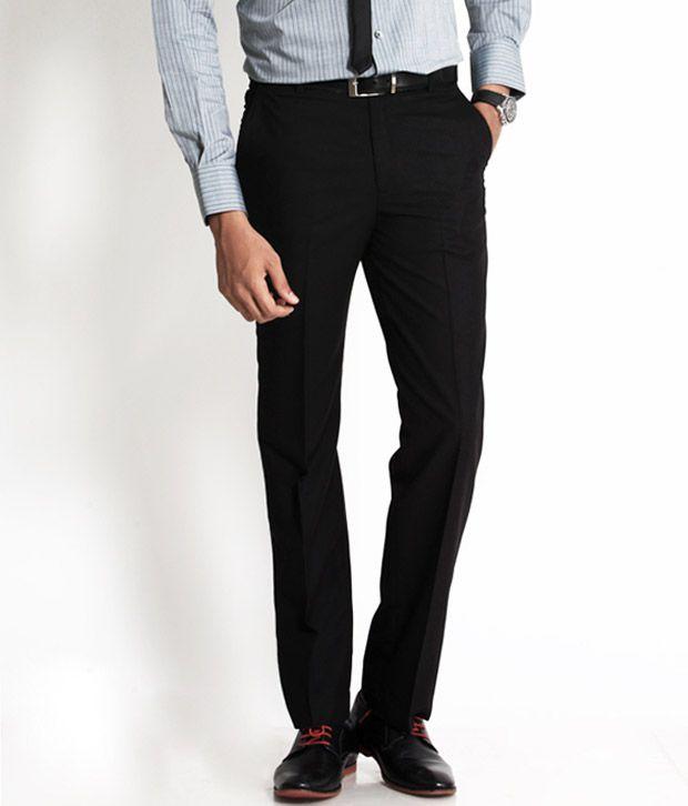 Genesis Black Trouser