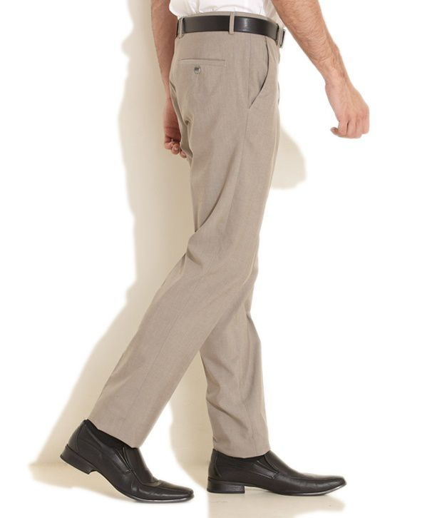 Daniel Hechter Classy Cream Trouser