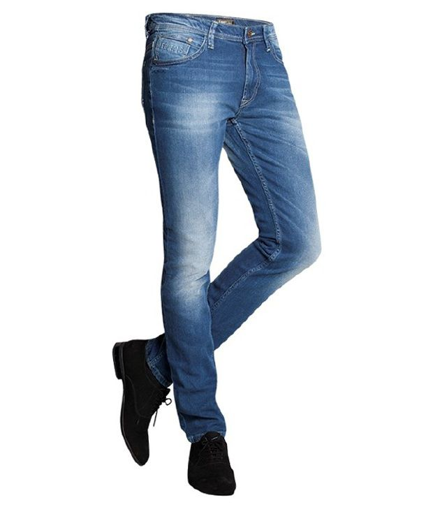 Lee Stylish Blue Jeans