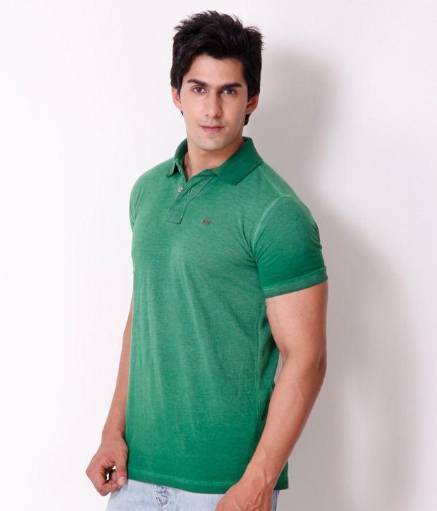 Status quo cool green polo t shirt buy status quo cool for Cool polo t shirts