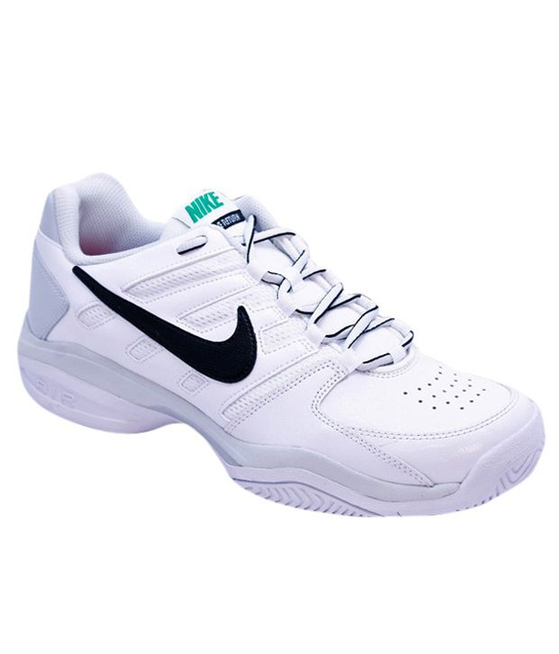 6171af600f51 Nike Air Serve Return GDR White Tennis Shoes - Buy Nike Air Serve Return  GDR White Tennis Shoes Online at Best Prices in India on Snapdeal