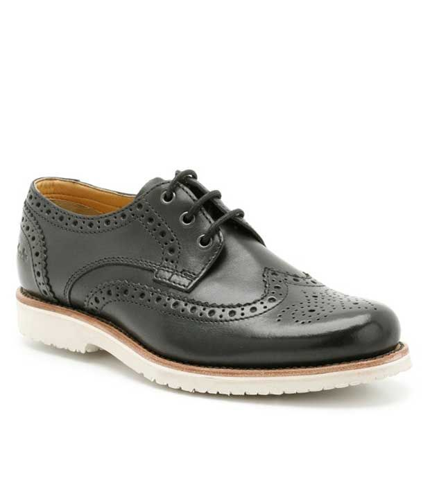 Clarks Black Daily Shoes