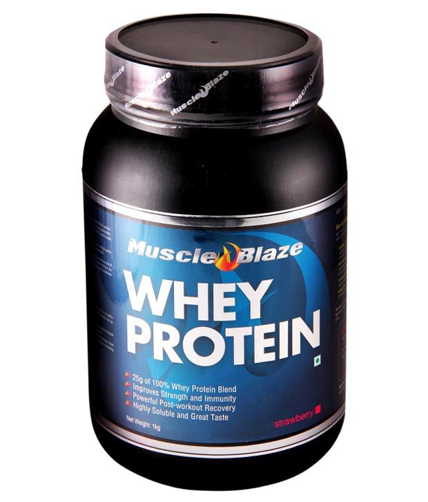 muscle blaze whey protein 500 gm