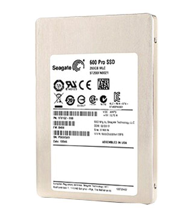 SEAGATE 600PRO 480 GB Enterprise Sata Solid State Drive