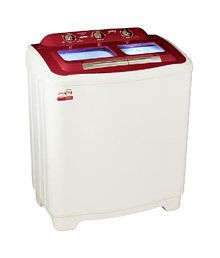 Godrej GWS 6502 PPC Coral Pink Semi Automatic Washing Machine - Coral Pink