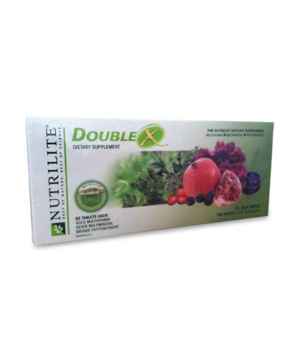 Nutrilite Double X Review: 2013
