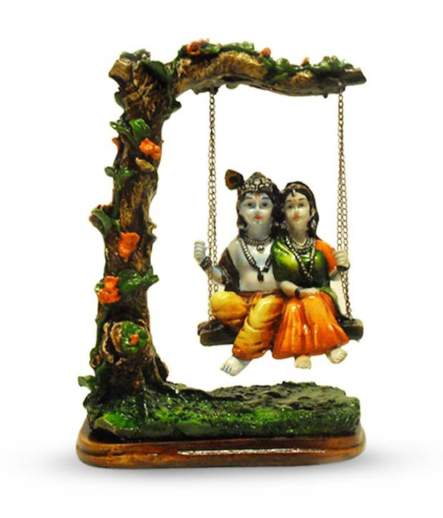 Earth Resin Lord Jhula: Buy Earth Resin Lord Jhula at Best Price in India on Snapdeal