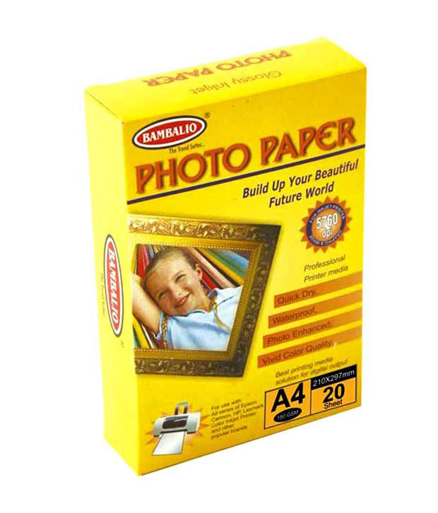 Research paper buy online size glossy