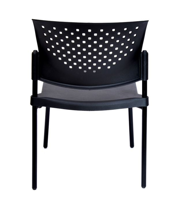nilkamal butterfly chair without arm without cushion blk buy rh snapdeal com