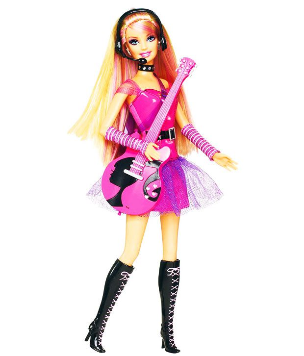 Barbie I Can Be Rock Star Fashion Doll Buy Barbie I Can