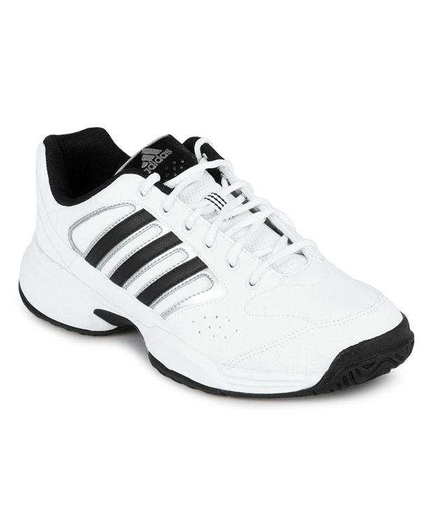 Adidas Ambition Swift White Sports Shoes