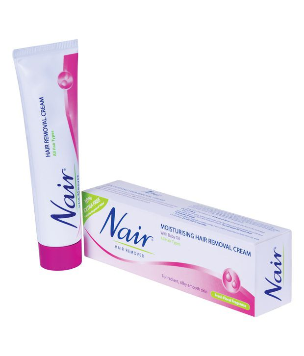 Nair Hair Removal Cream 110ml Moisturizing Buy Nair Hair
