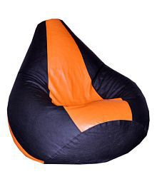 Excellent Xl Bean Bags Buy Xl Bean Bags Online At Best Prices In Pabps2019 Chair Design Images Pabps2019Com