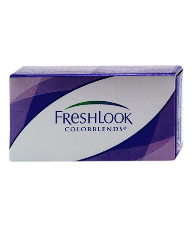 FreshLook Colourblends Zero Power Colour Lenses (2 lens/pack)