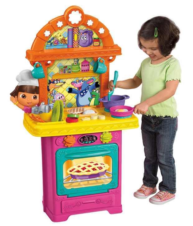 Dora Play Kitchen Reviews