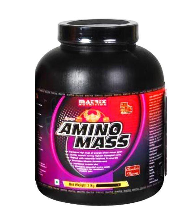 Matrix Nutrition Amino Mass - 3 Kg
