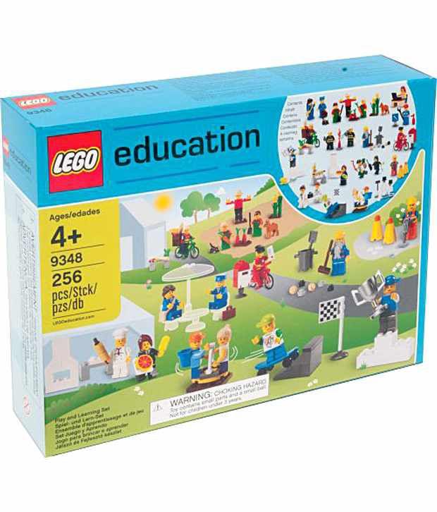 Lego Education Community Minifigures Set 779348(Imported ...