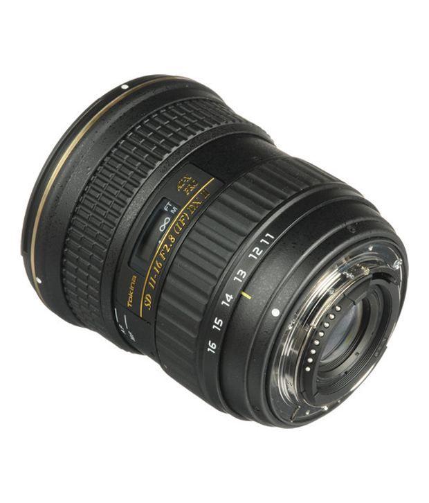 Tokina AT-X 116 PRO DX II AF 11-16mm f/2.8 (For Nikon Digital SLR) Lens