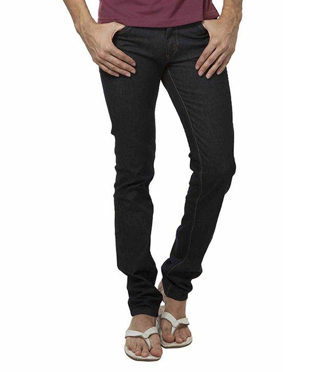 Teemper Dark Blue Basics Jeans