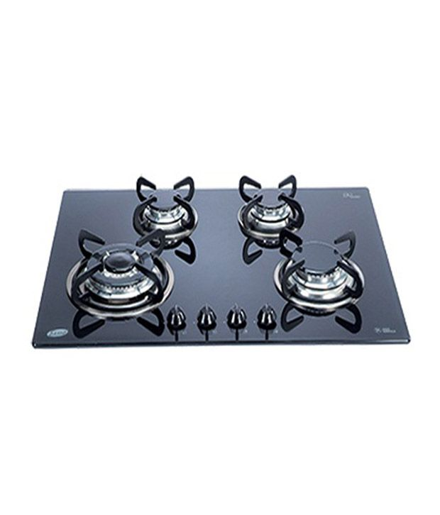 Glen GL-1074 TR 4 Burner Auto Ignition Gas Cooktop