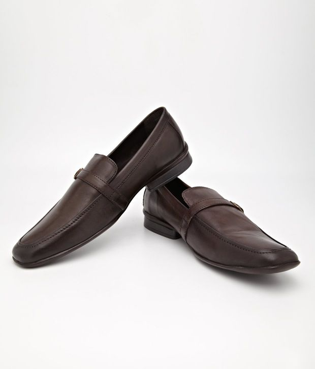 913431f9bda U.S. Polo Assn. Brown Formal Shoes Price in India- Buy U.S. Polo ...