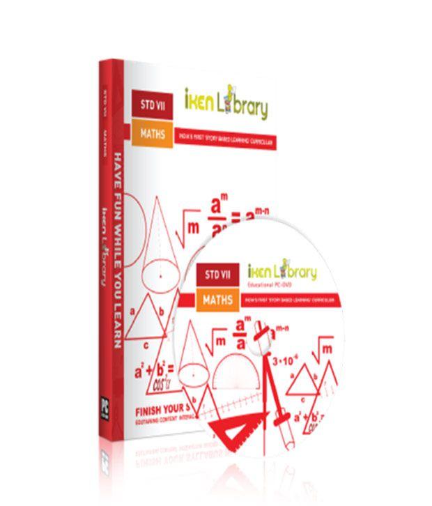 iKen Library - Dvd 7Th Mathematics