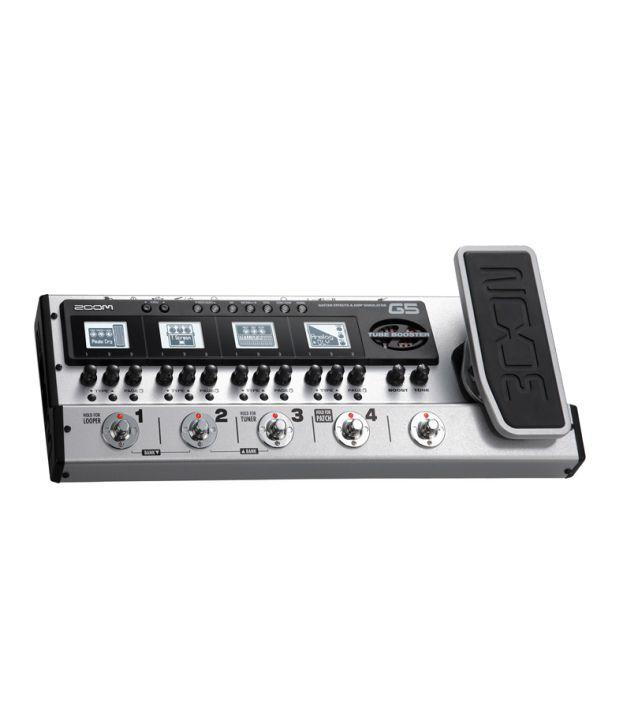 zoom g5 guitar effects pedal cum amp simulator buy zoom g5 guitar effects pedal cum amp. Black Bedroom Furniture Sets. Home Design Ideas