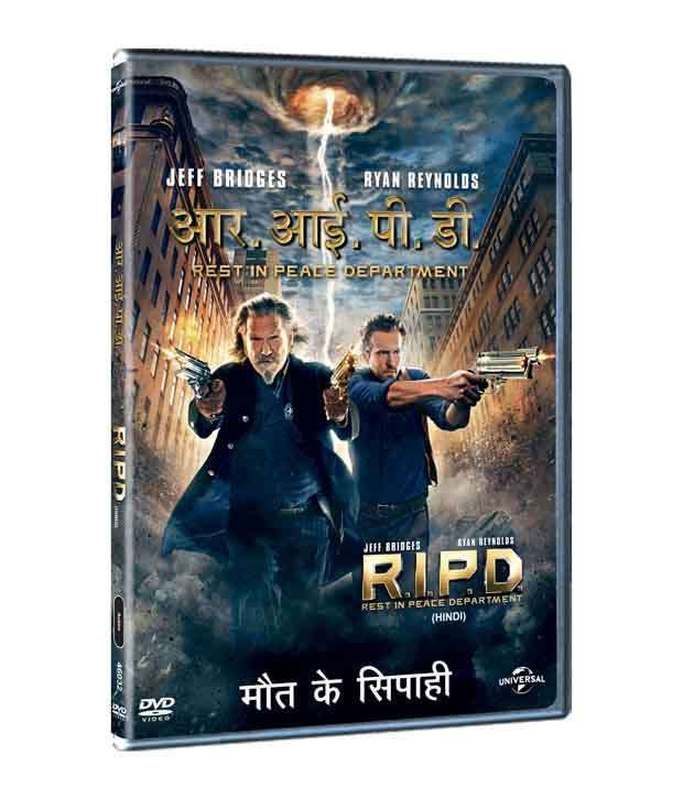 R.I.P.D. (Hindi) [DVD]: Buy Online at Best Price in India ... R.i.p.d. Dvd