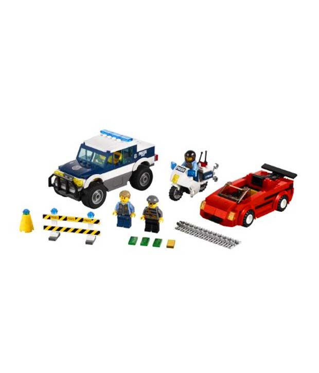 Lego City Police High Speed Chase   60007(Imported Toys)