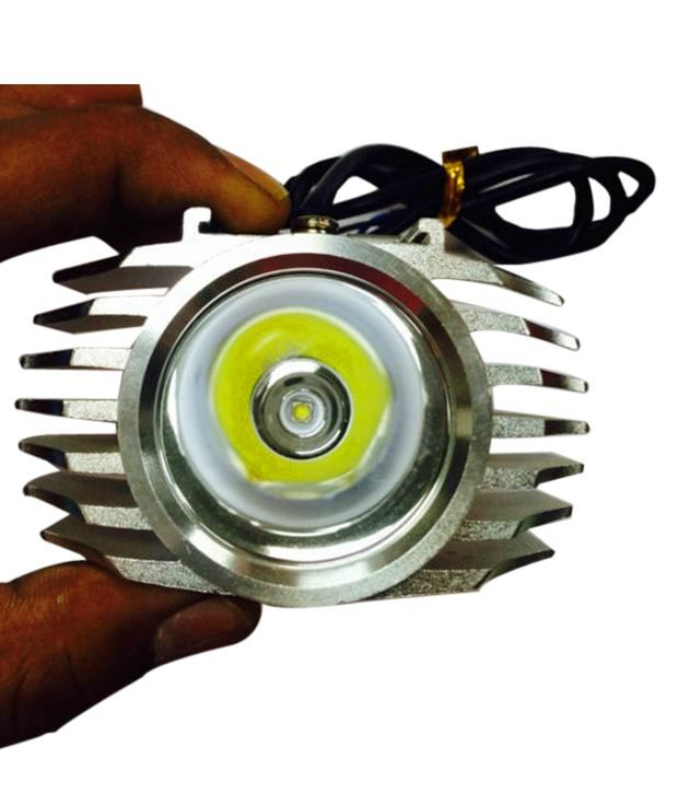 Autovogue - LED Fog Light For All Cars (Powerful CREE LED Lamp Waterprof) - 10W