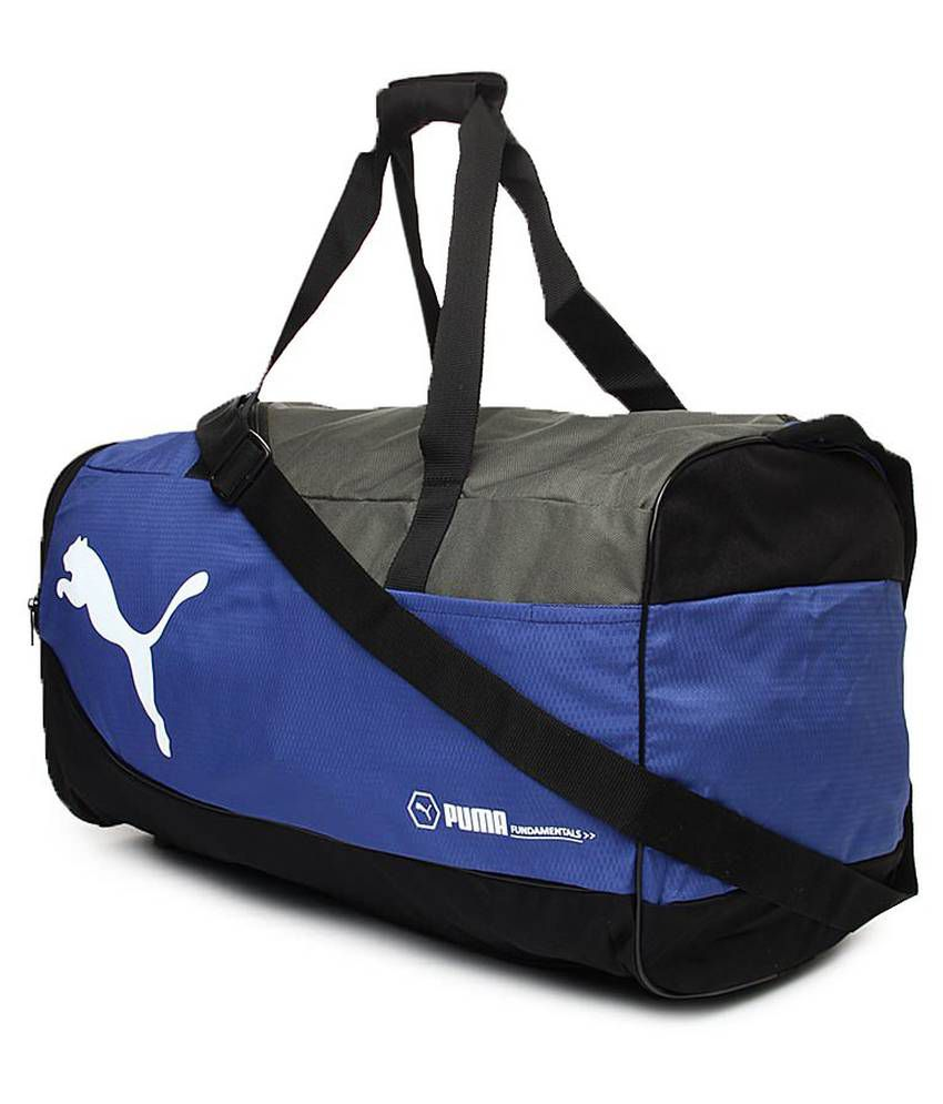 2dc506292e Puma Fundamentals Sports Bag M Duffle Bag - 7196402 - Buy Puma ...