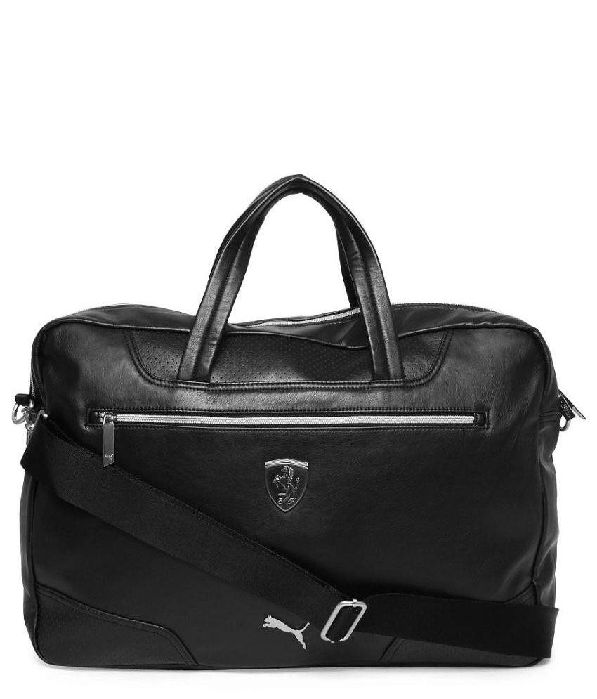 Puma Ferrari Ls Weekender Duffle Bag 7160101