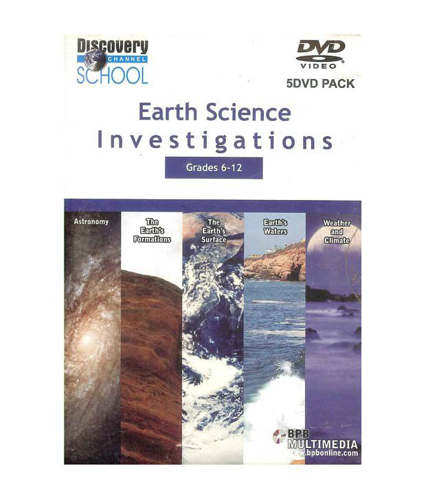BPB Multimedia Discovery Channel School - Earth Science Investigations (CD)