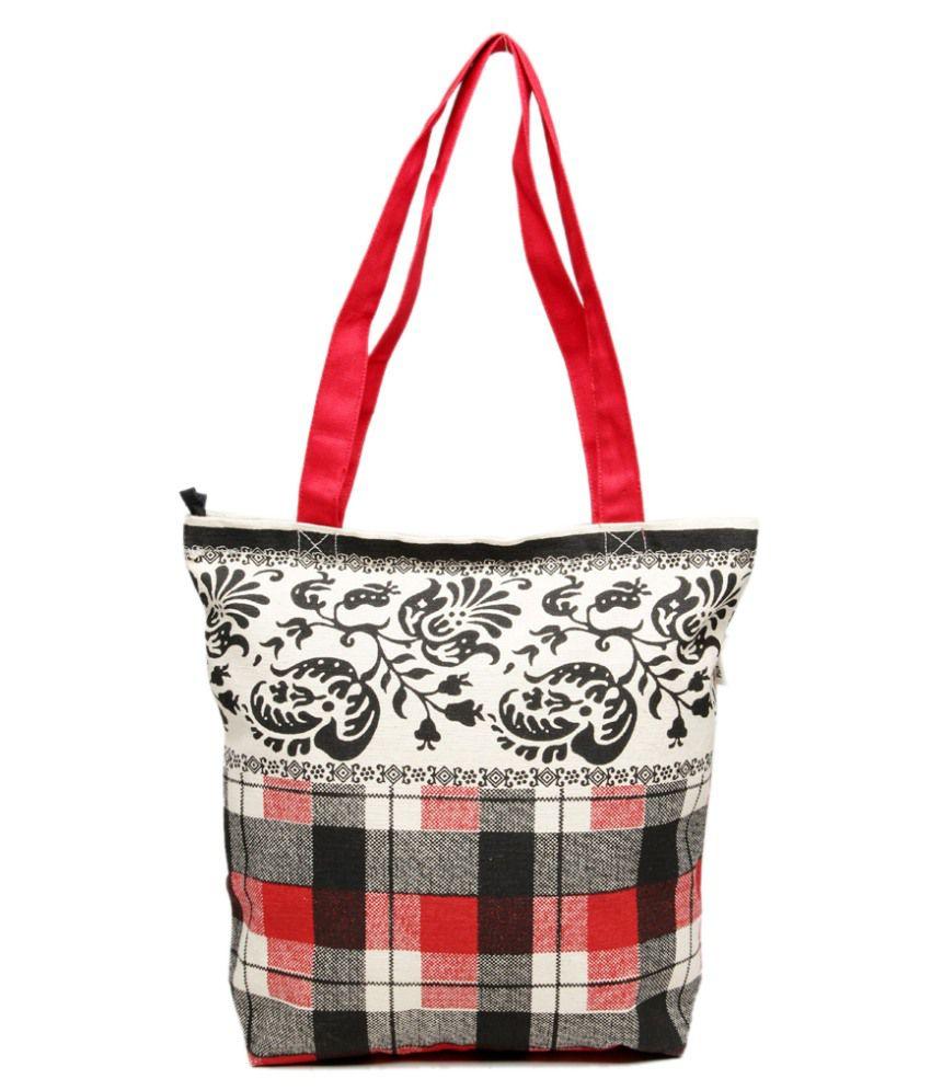 Pick Pocket Toblkrchk37 Red Tote Bag