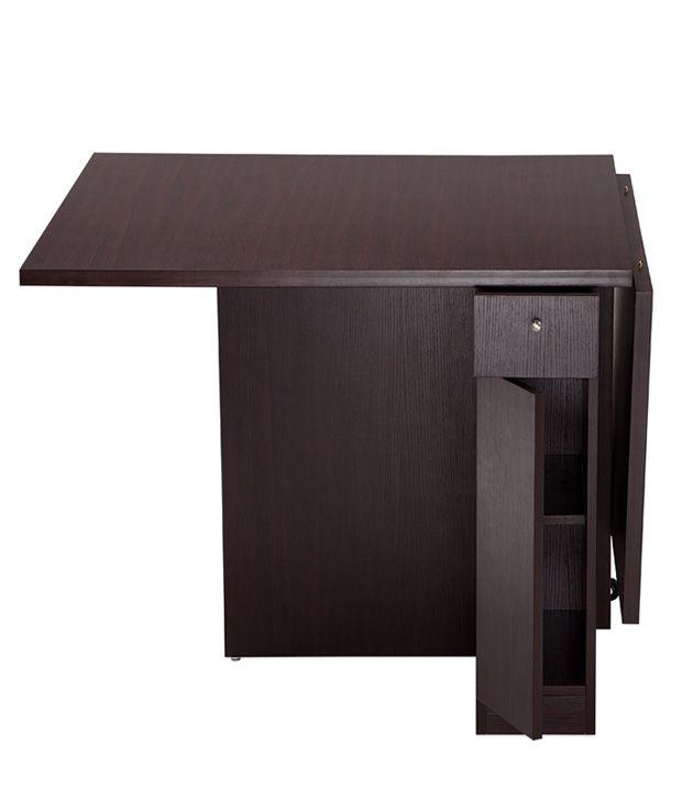 Nilkamal Hector Folding Dining Table Multipurposetable Buy