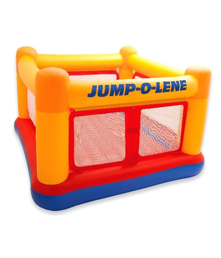 Intex Inflatable Intex Jump O Lene Play House