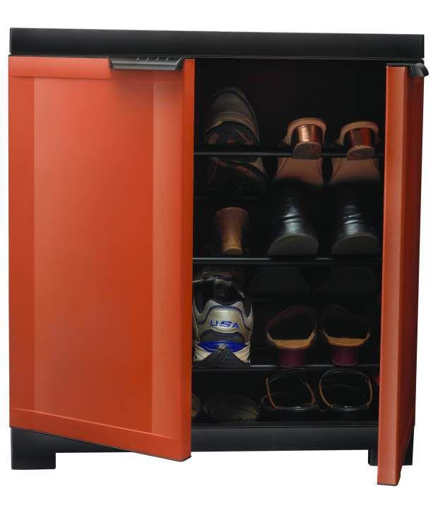 Nilkamal Freedom Mini Shoe Cabinet Buy Online At Best