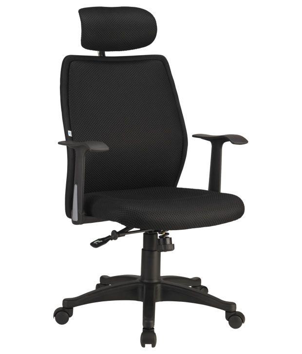 Nilkamal Blaze High Back Chair - Buy Nilkamal Blaze High ...