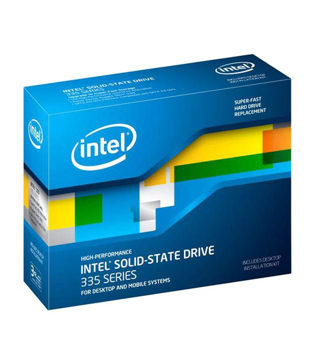 INTEL 335 Series 240 GB SSD(Solid State Drive) Internal Hard Drive