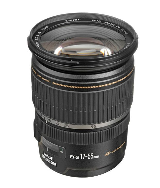 Canon -EF-S 17-55mm f/2.8 IS USM Lens