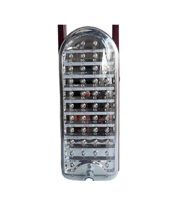 Khaitan 40 LED Emergency Light Red