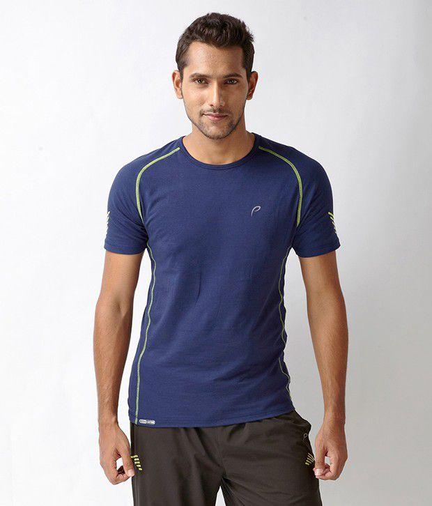 Proline Navy Basics T Shirt