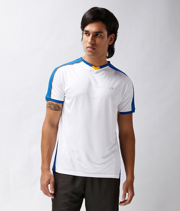 Proline Blue-White Basics T Shirt